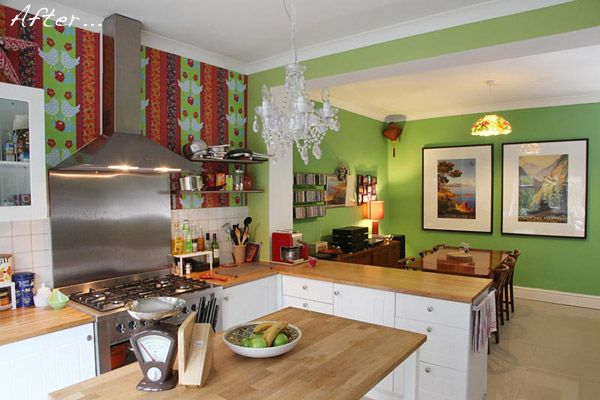 the little green kitchen company this kitchen i want to cook in there the 8459