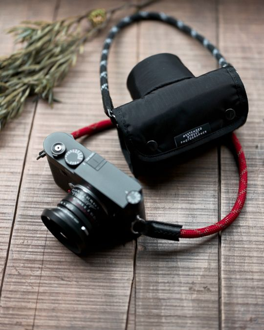 New accessory: Extended Spring Roll Camera Jacket for Leica