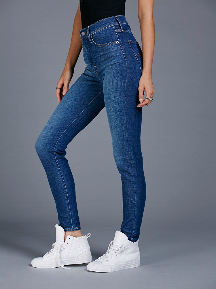 faf08ac8aa2 Levi s Mile High Super Skinny from Free People!