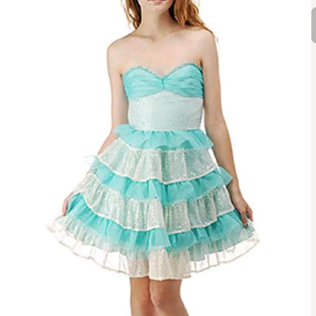 Betsey Johnson All About Eve Tea Party Dress Sz 6 | Products