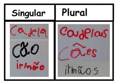 Sala nº11: Singular/ Plural