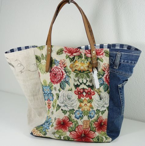 vintage beutel melle braucht ne tasche pinterest beutel jeans tasche und taschen n hen. Black Bedroom Furniture Sets. Home Design Ideas