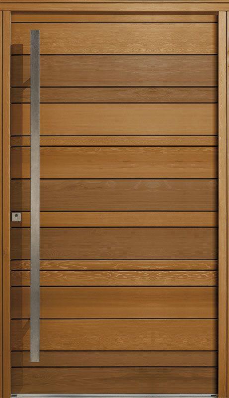 Porte d\u0027entrée Nativ 3 Portas Pinterest Doors and House