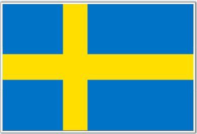 1563 Flag Of Sweden Swedenflag Sweden L3258 Swedish Flag Sweden Flag Flags Of The World