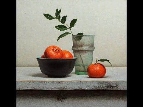 Tangerine still life time lapse movie - YouTube