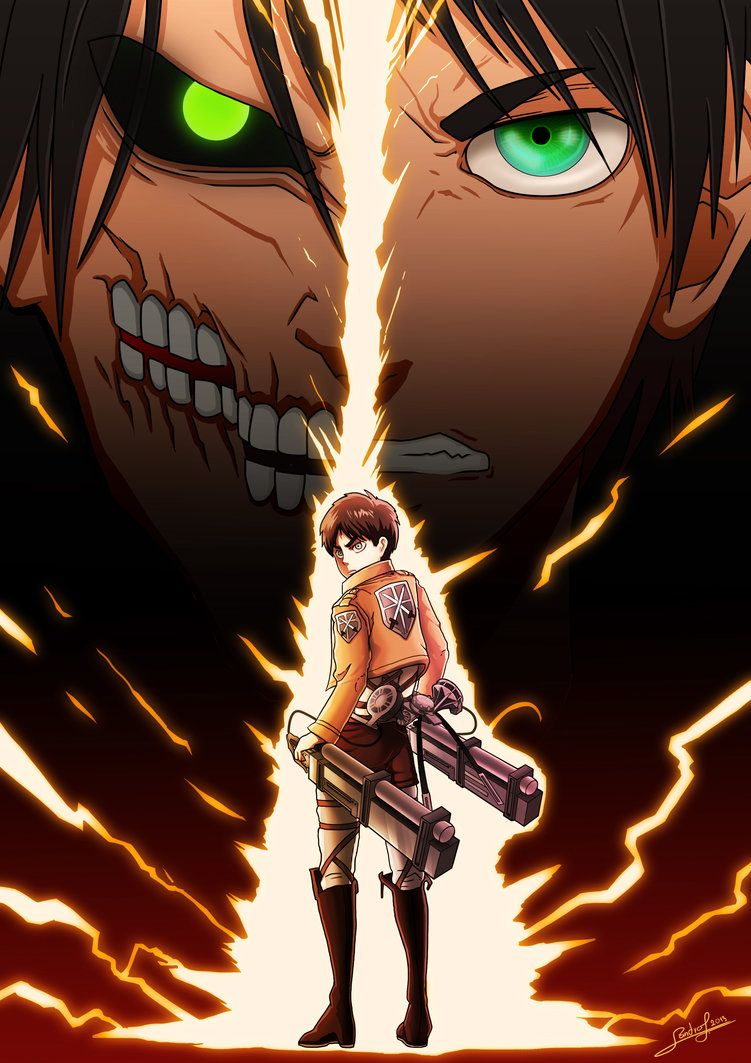 Eren Attack On Titan Attack On Titan Eren Attack On Titan Anime Attack On Titan