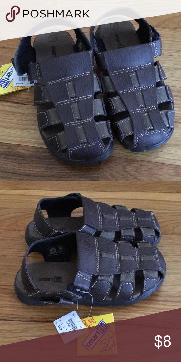 Smart Fit Boys Sandals, size 1 | Boys