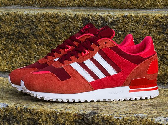 adidas zx 700 red white