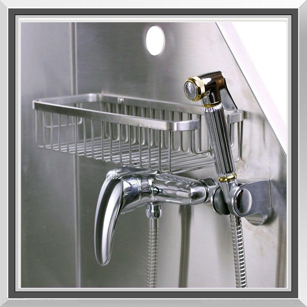 Professional Tub Kit Faucet Sprayer Shampoo Rack Dog Tub Diy Dog Wash Dog Bath Tub