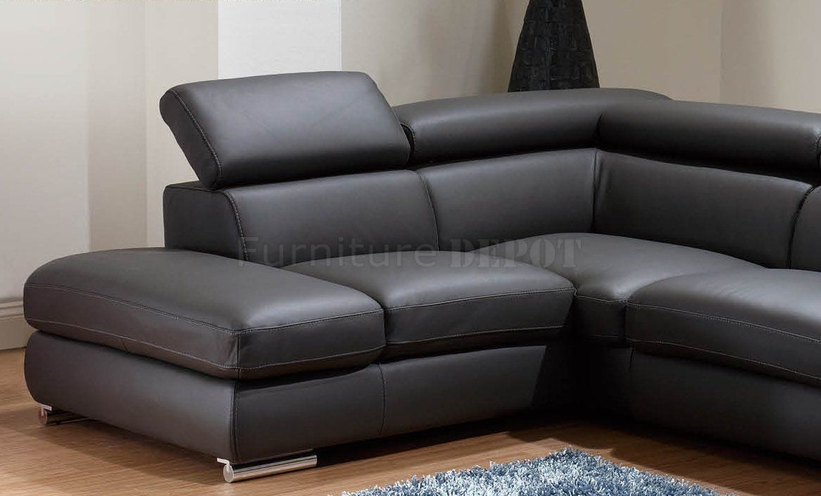Epic Charcoal Grey Leather Sofa 78 About Remodel Best Modern Ideas With