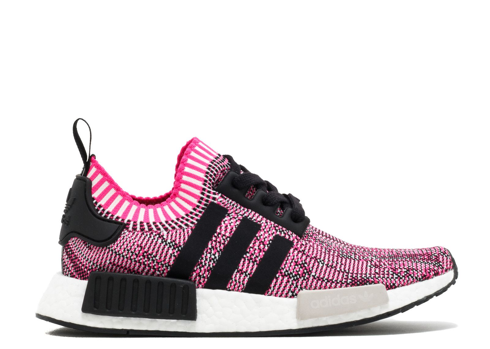9d23b2338f249 Adidas NMD R1 Women PK Bb2363 Shock Pink Core Black Running White Ftw  Trainers