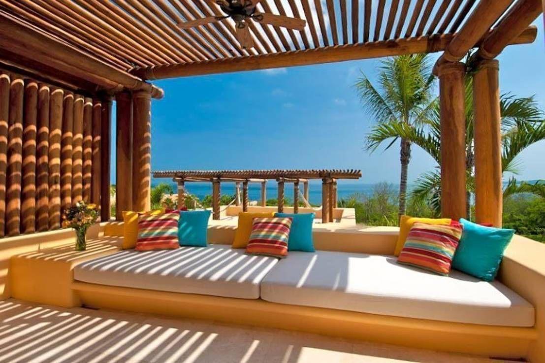 9 casas de playa por arquitectos mexicanos incredible for Decoracion de casas de playa modernas