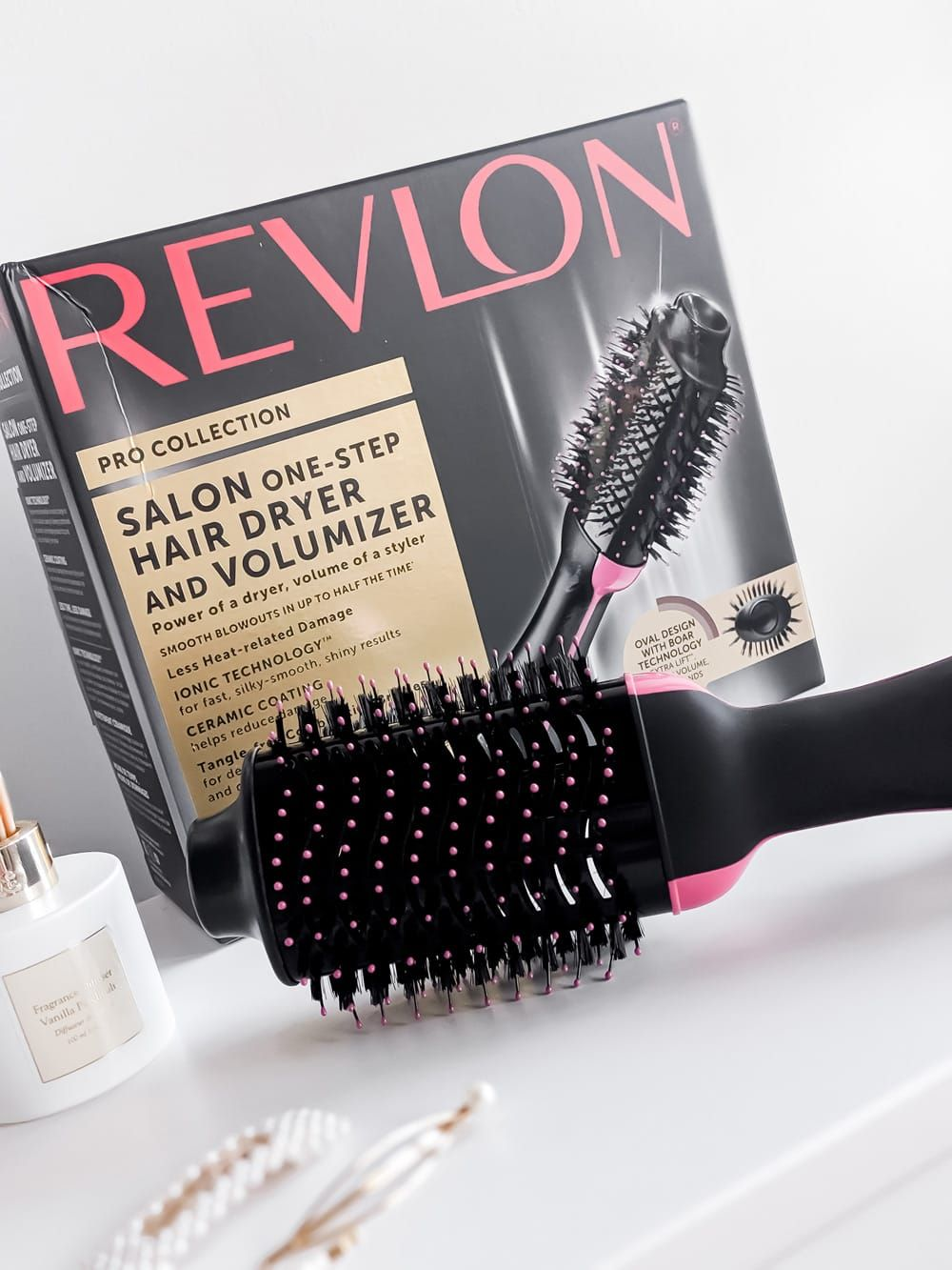 Hairtool Review Hairtool for best blowouts Revlon Salon