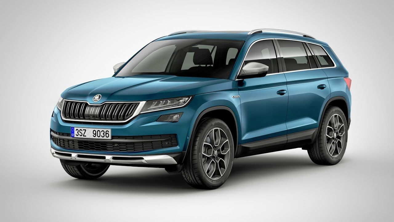 Best Skoda Kodiaq Sportline 2018 Wallpapers