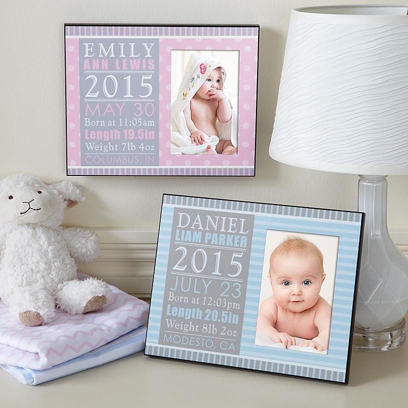 Precious Details Baby Frame | Baby photo frames, Baby photos and Babies