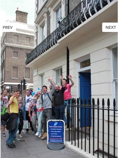 Viaja y estudia inglés en Londres www.languagebookings.com  hemos preparado una serie de planes #Ihaveadream para estudiar inglés en Londres esté sólo a un click