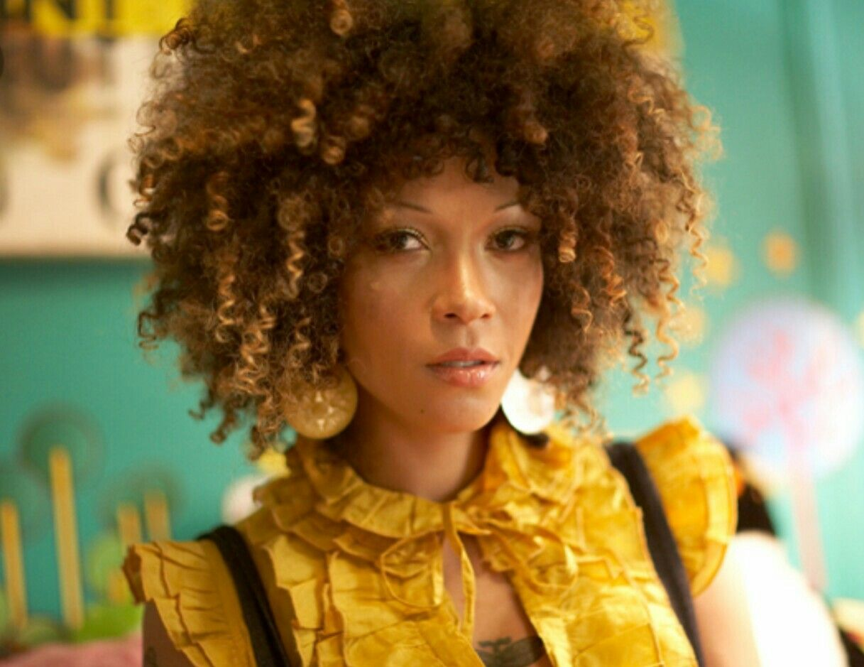Pin By Neel Dar On Afros And Dreams Natural Strawberry Blonde Hair African American Hair Color Natural Hair Styles