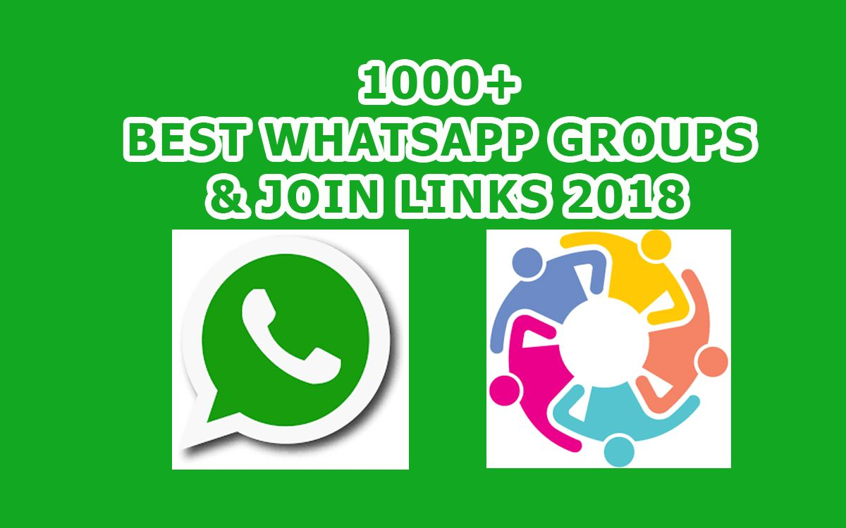 Best Whatsapp Group Links 2019 - Latest Girls, Tamil, India, Gk