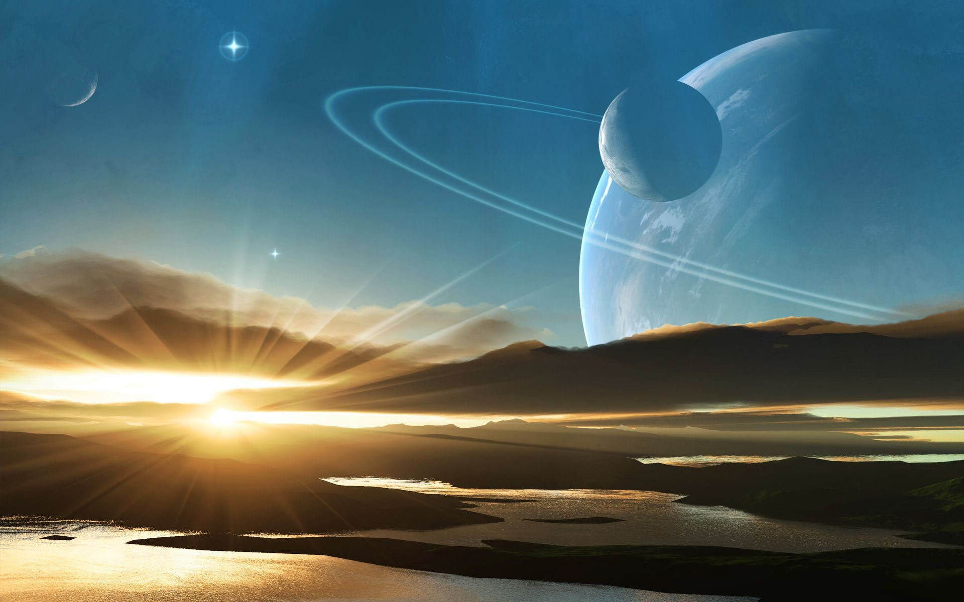 Real Pictures Of Saturn From Space Light On Saturn 3d Space