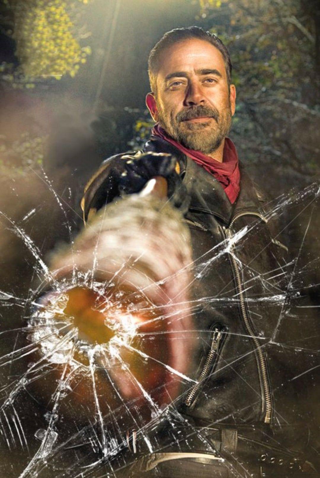 Wallpaper Negan The Walking Dead The walking dead