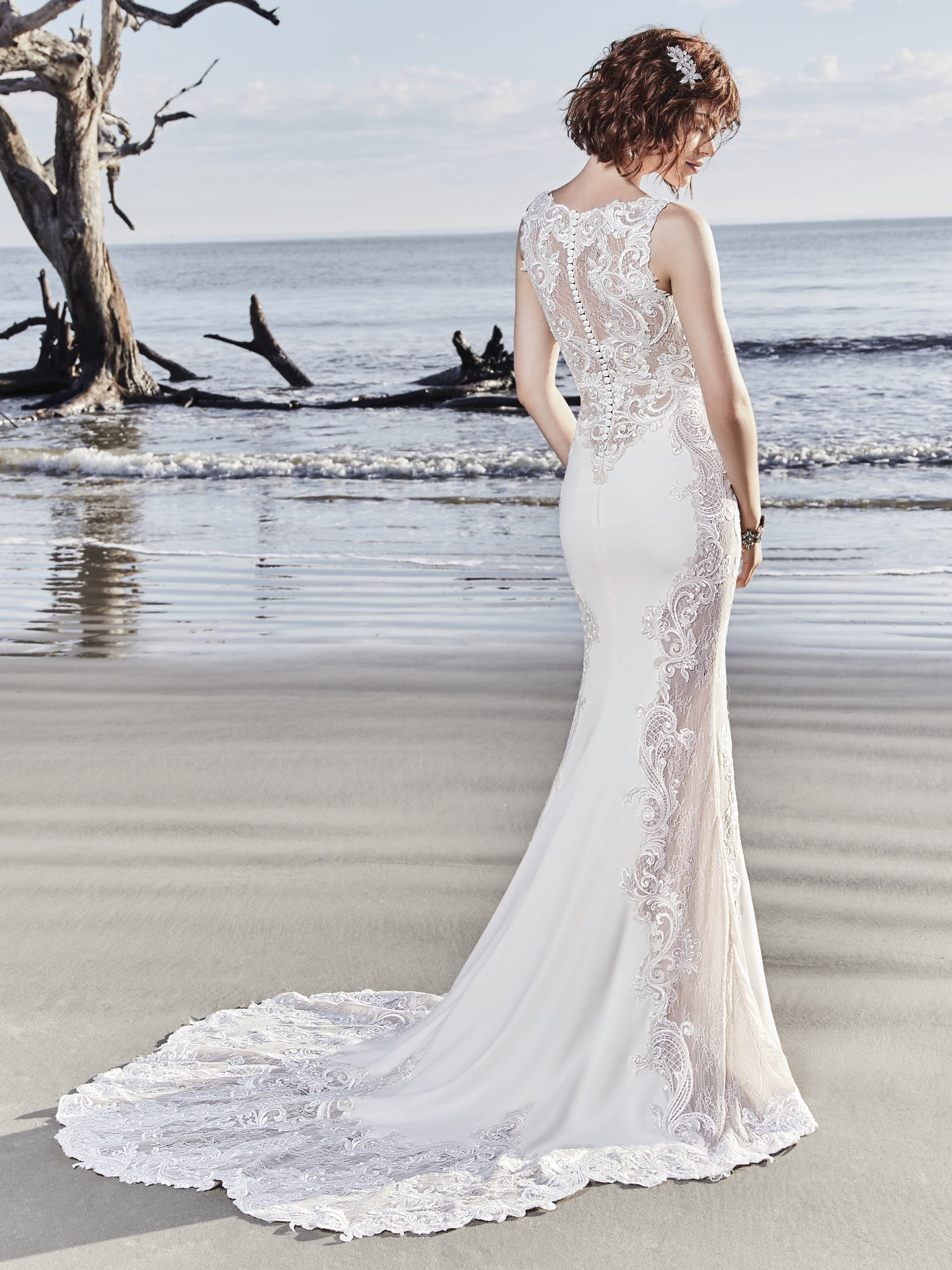 565ada4a07a2 New Arrival from Maggie Sottero! The Bradford Rose is stunning ...