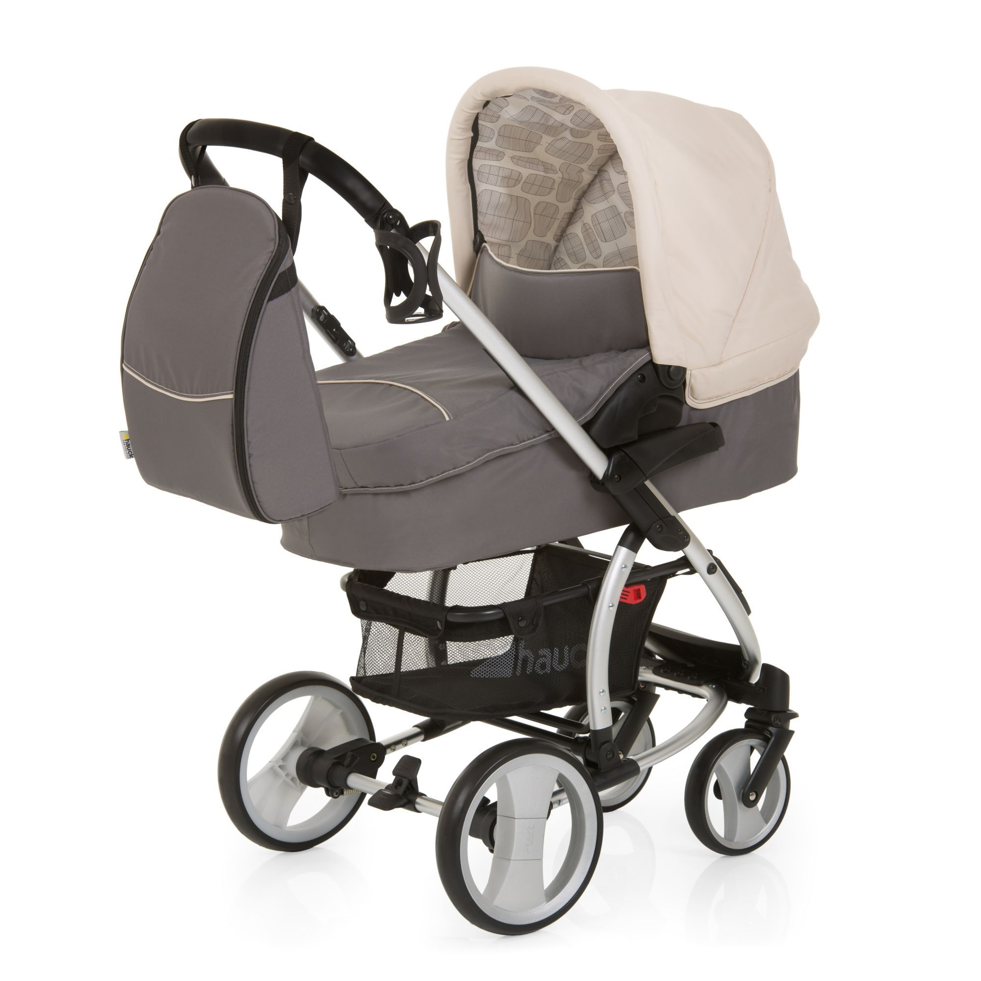 Hauck Malibu XL AIO Travel System Rock Hauck