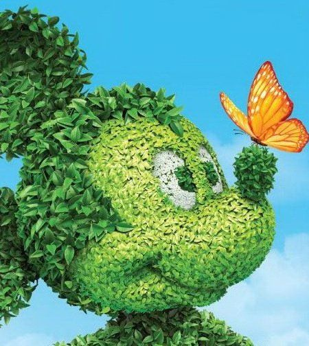 Green Thumb Mickey