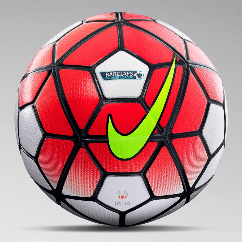 Nike soccer ball Barclays premier league  c86627e56