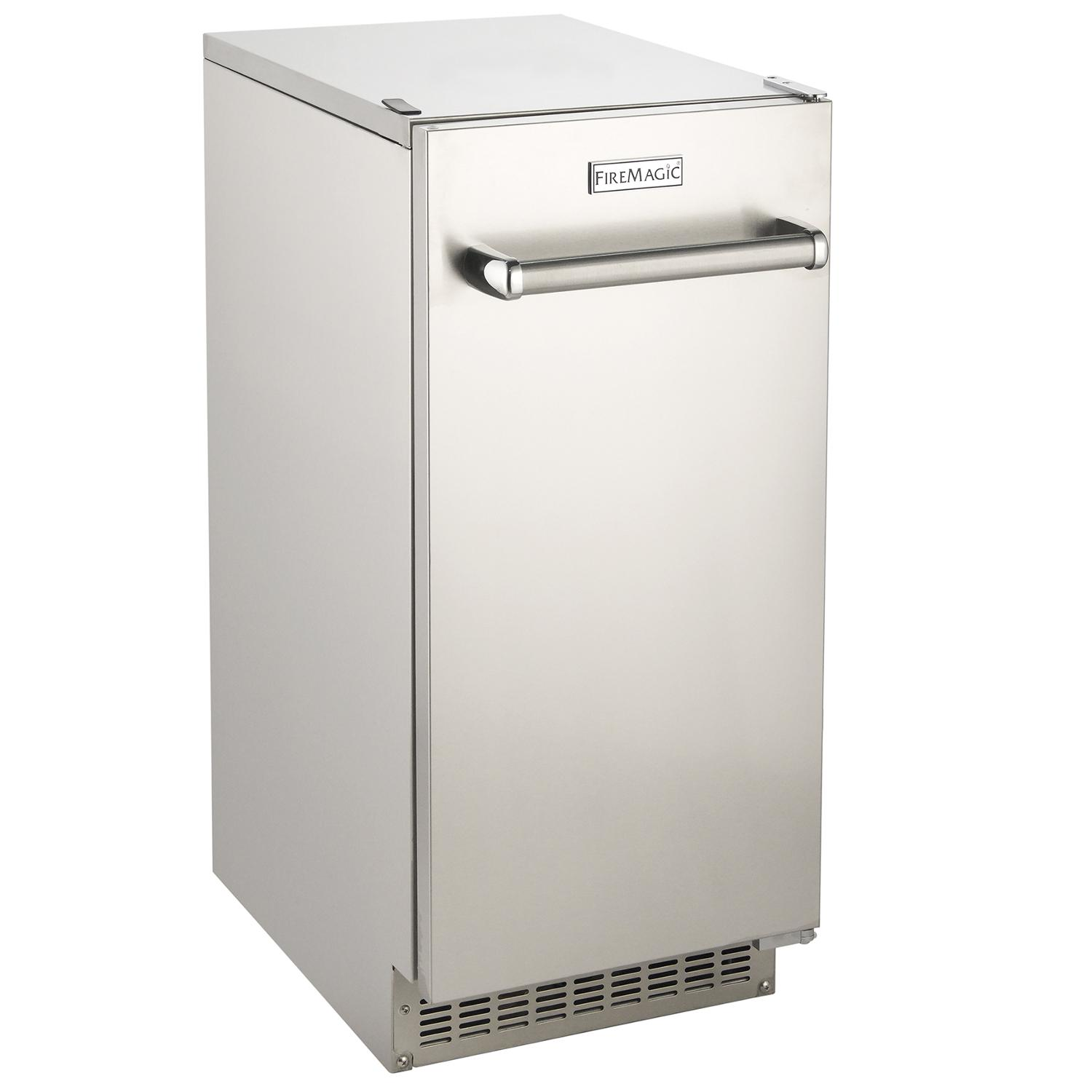 Fire Magic 63 Lb 15 Outdoor Rated Ice Maker With Gravity Drain 3597 Cooking Appliances Portable Grill Small Grill
