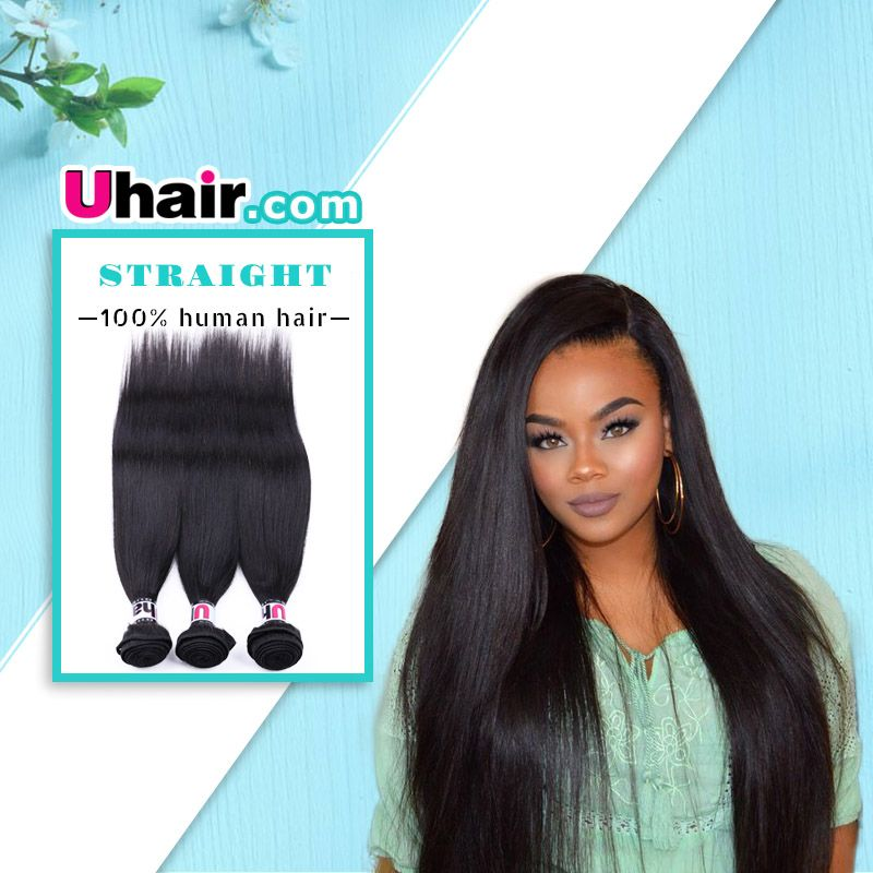 4pcspack Indian Straight Hair Weave Bundlesfactory Direct Sale 100