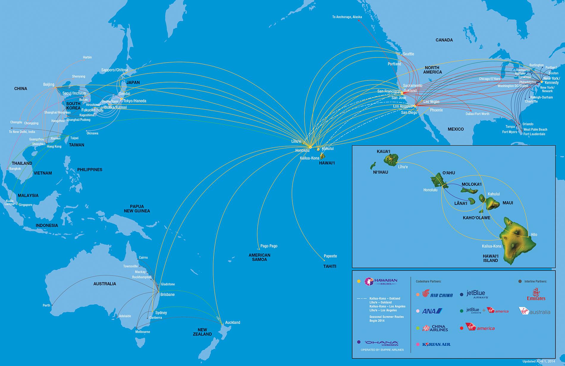 Airport Island Air In Hawaii