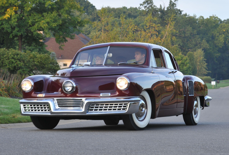 1948 Tucker Car Number 8 Car Cars Antique Cars