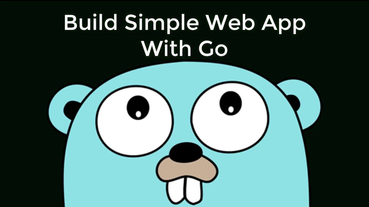Trial to Build Simple Web App With Golang