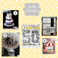 50th Party Inspiration
