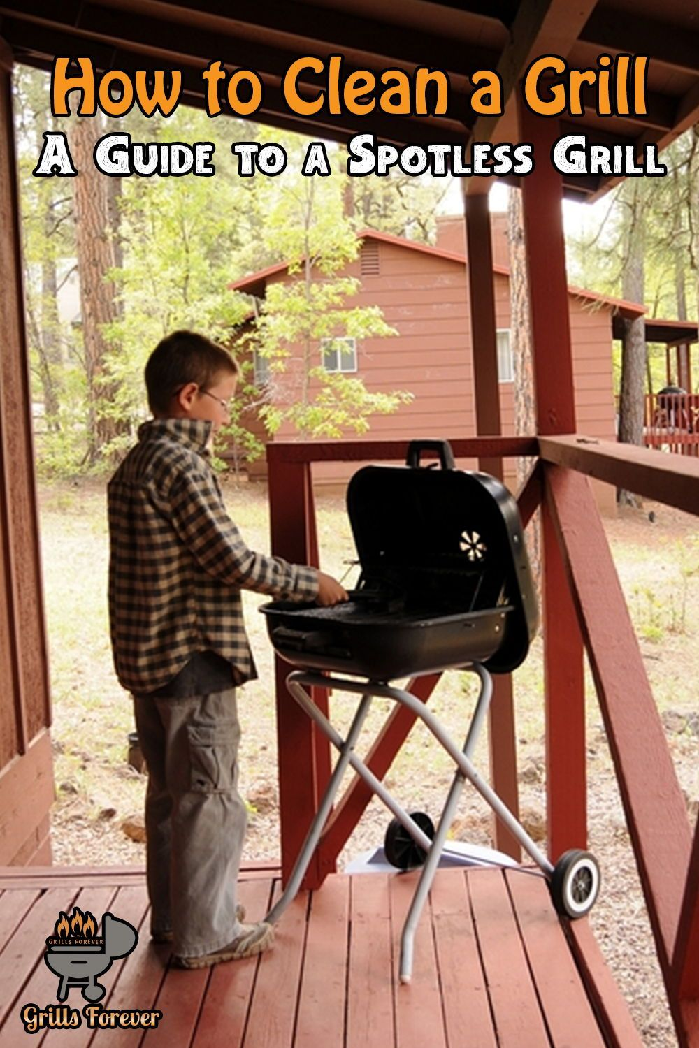 How to use a gas grill for the first time cleaning bbq