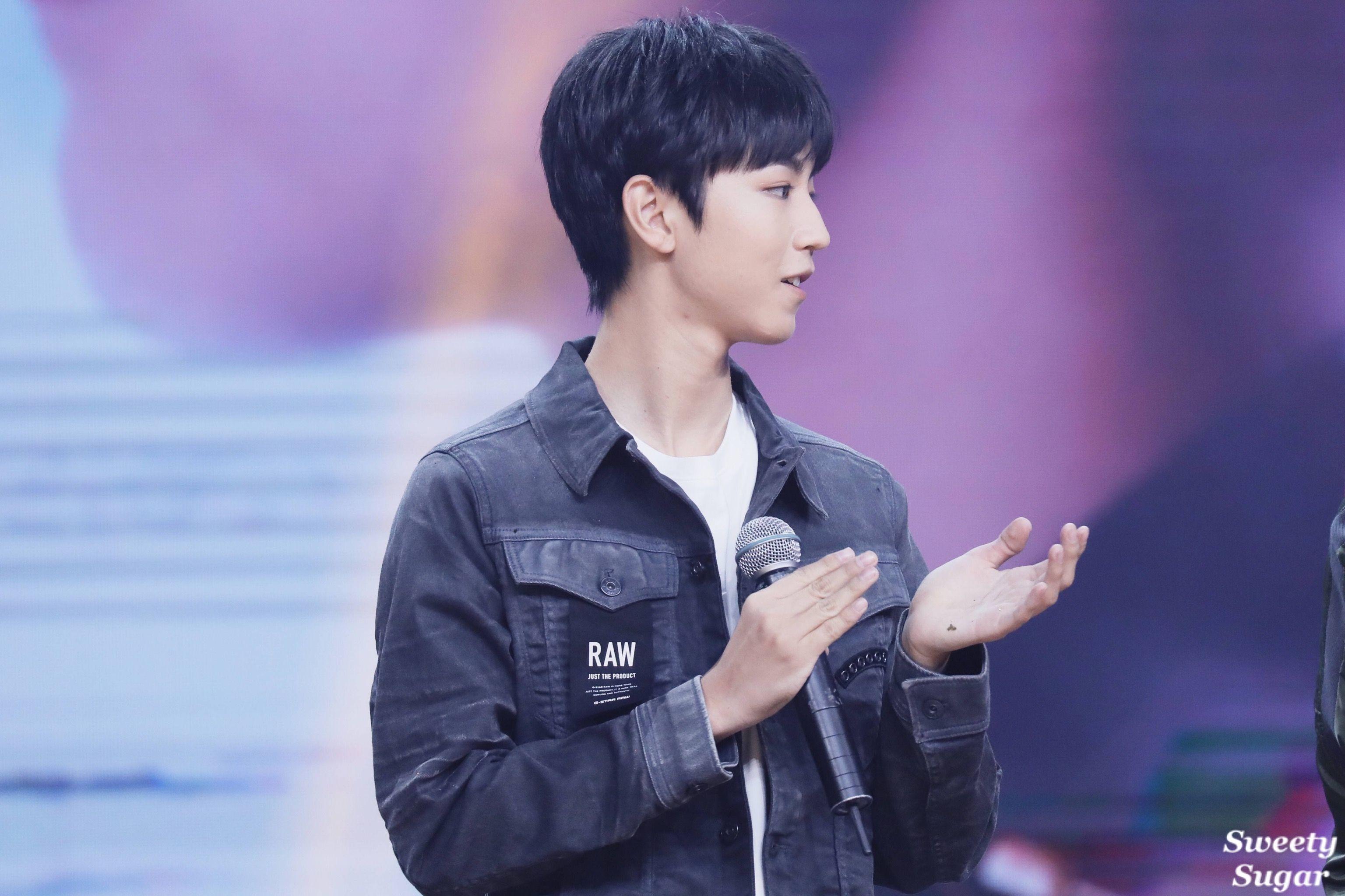 161128 Wang Junkai #WJK #Karry #KarryWang #王俊凯 #หวังจุนไค #จุนไค #TFboys #Happy16thBirthdayYiyangqianxi