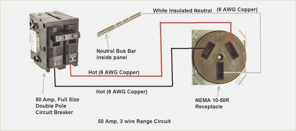 Unique Wiring Diagram 220v 3 Wire Outlet 3 Wire 220v Wiring Dryer Outlet Outlet Wiring Breakers