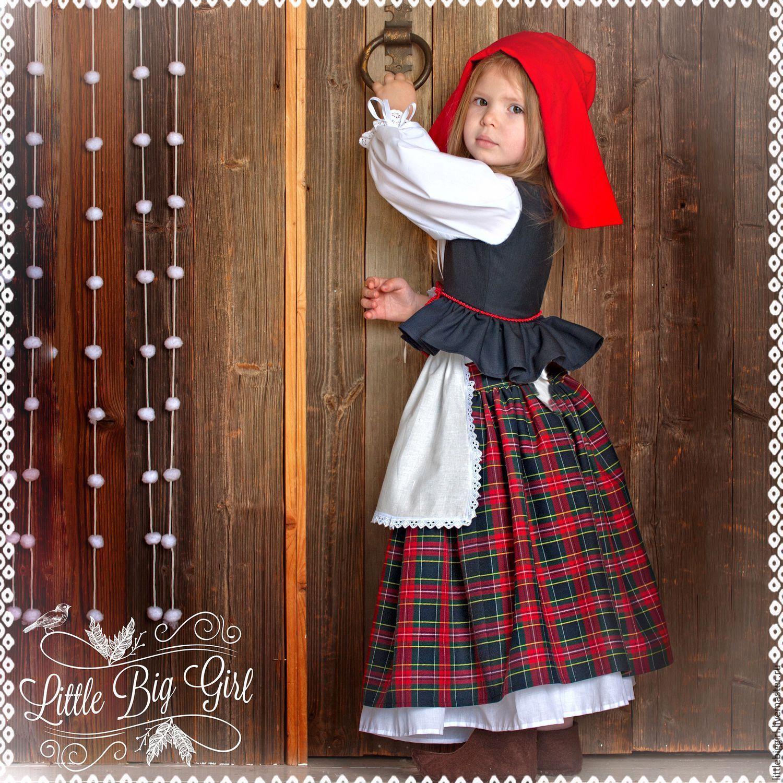 Выкройки красной шапочки для девочки