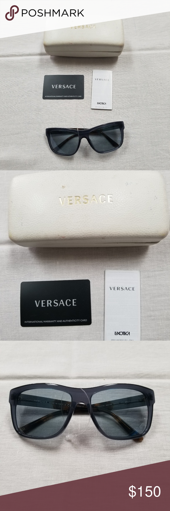 91e99af658a Versace Sunglasses Authentic