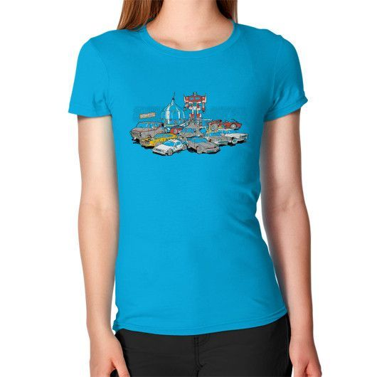 Chariots Retired CAR Women's T-Shirt