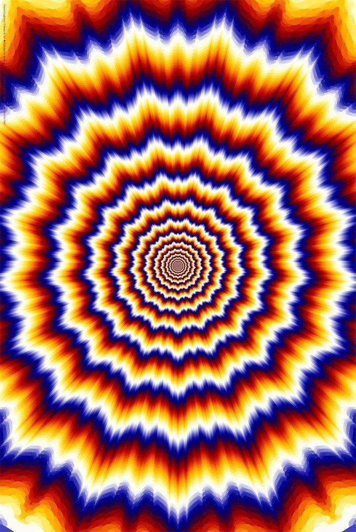 Rainbow Infinity Poster Trippy wallpaper, Hippie