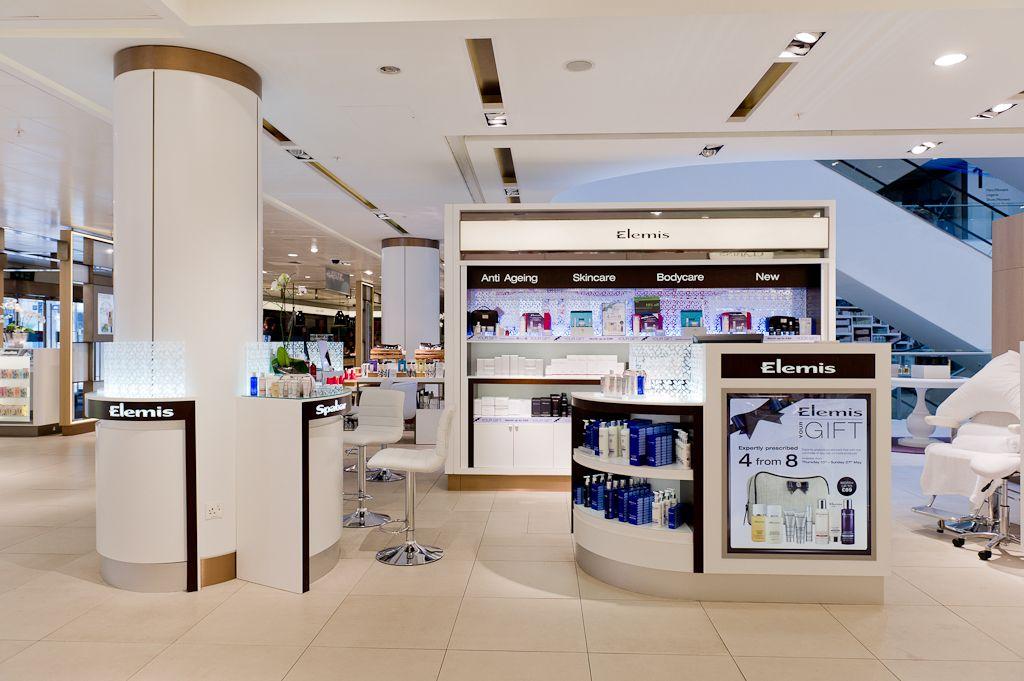 Retail Design Health & Beauty Shop Design Sheridan