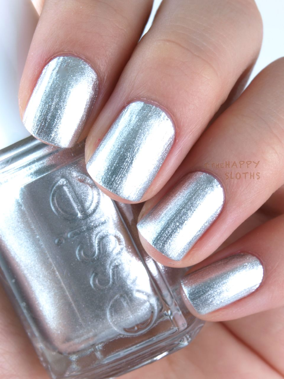 Essie Winter 2015 Collection: Review and Swatches | Swatch, Metallic ...