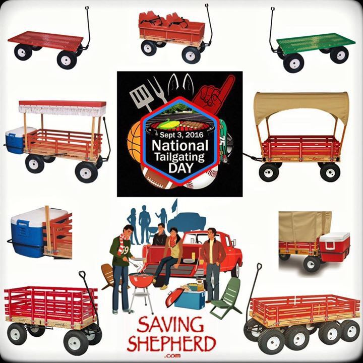 If It S On Wheels We Ve Got It Covered: HAPPY NATIONAL TAILGATING DAY! Whether It's Tailgating At