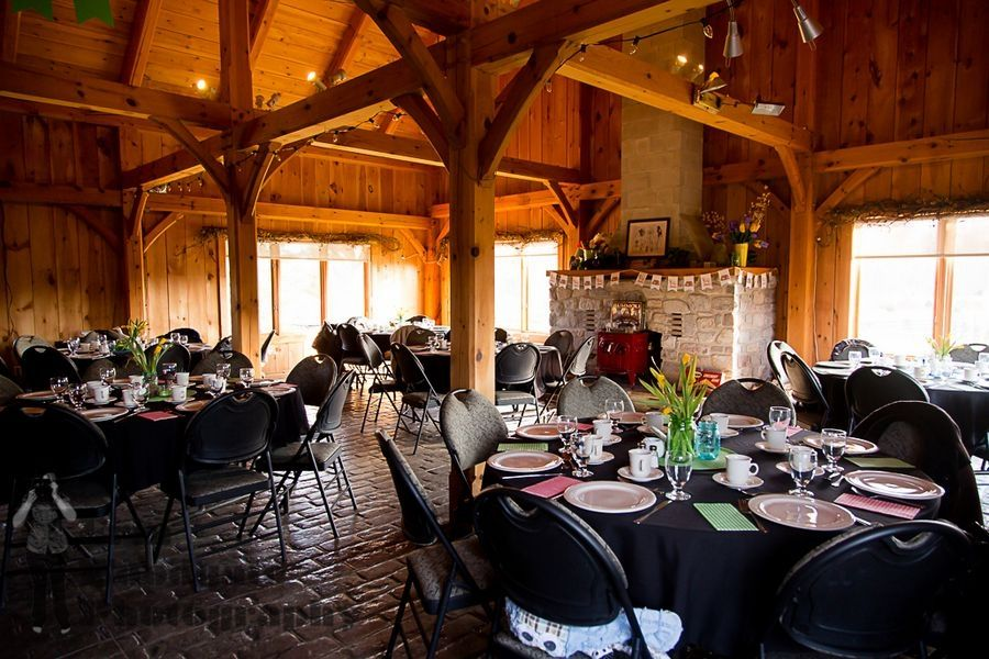 garden party wedding venues melbourne%0A The Harvest Table at Arrowwood Farm offers rustic indoor  u     outdoor wedding  spaces in the Melbourne