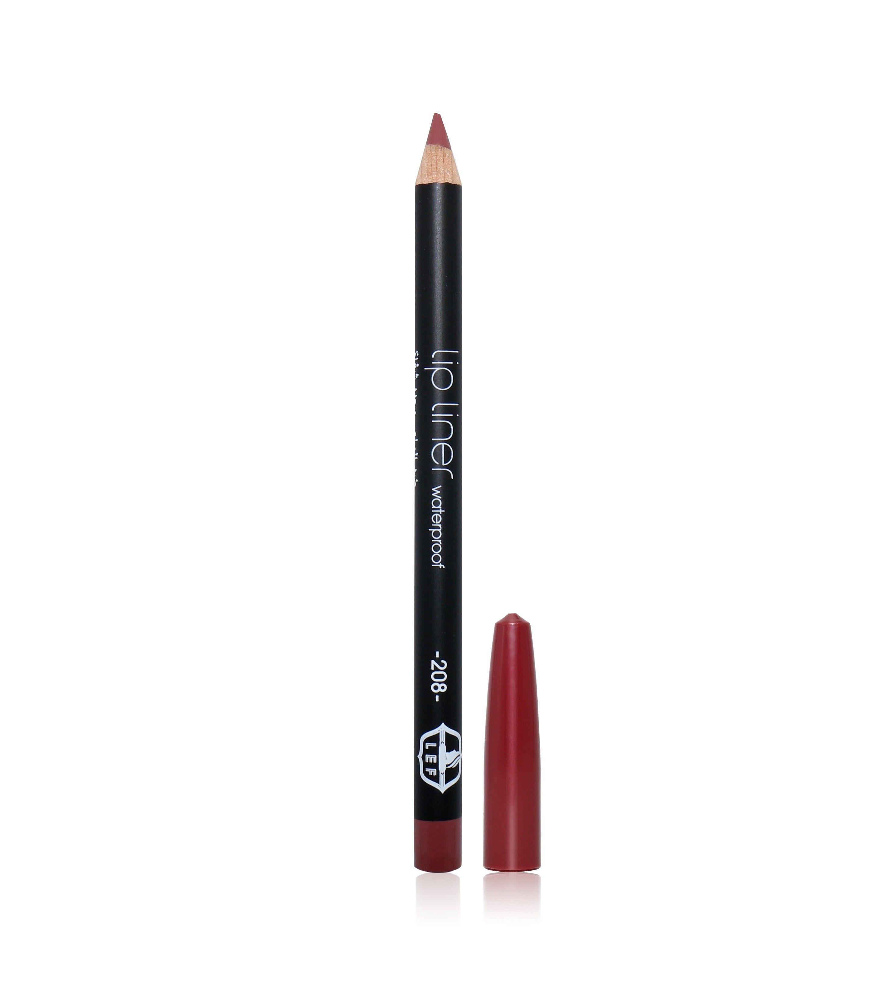 Lef Lip Lip Liner ليف محدد ليف مكياج Lip Liner Lips Beauty