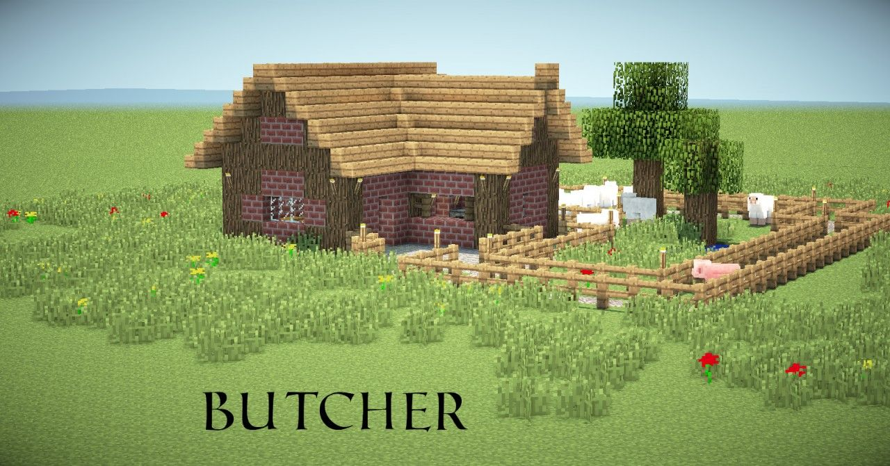 Farm House Pack 23 Different Houses With Download Minecraft Project Minecraft Farm Minecraft Barn Minecraft Farm House