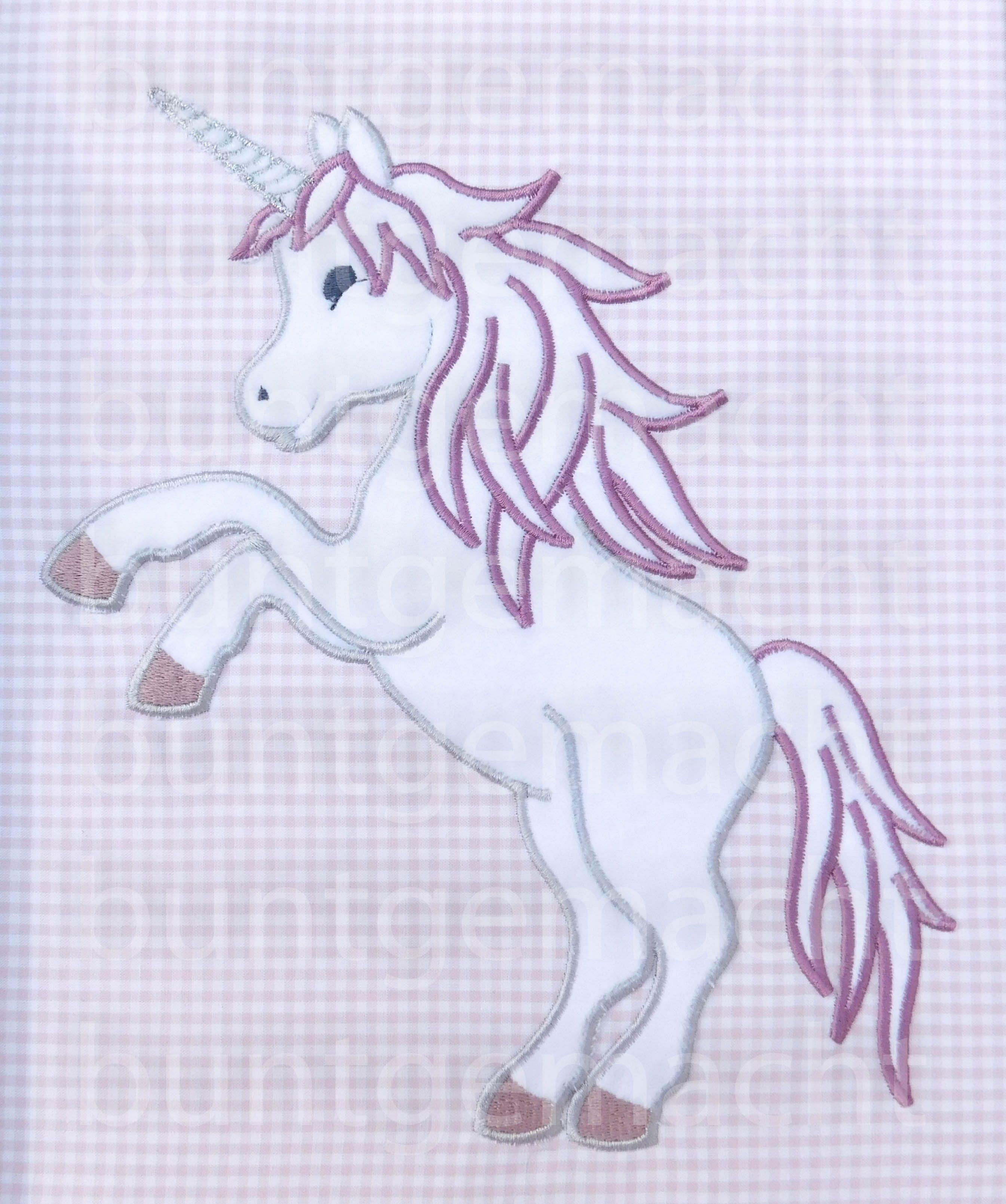 Unicorn Embroidery Design Unicorn Embroidery Applique Instant Download Machine Embroidery File 12 Sizes Embroidery Designs Machine Embroidery Designs Machine Embroidery