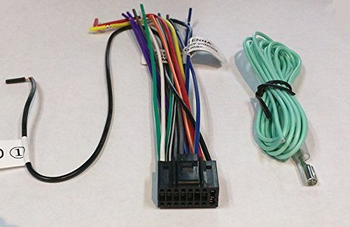 Wire Harness For Jvc Kdr530 Kdr540 Kdr640 Kdr650 Kds19 Kds28 Kds38