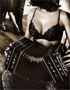 girls and bandoneon - Google Search